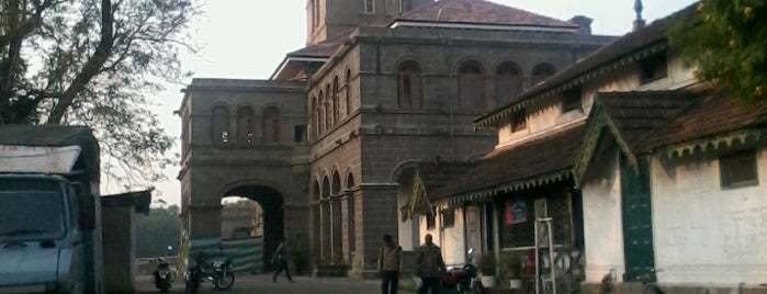 Savitribai Phule Pune University is one of Visiting Pune?.