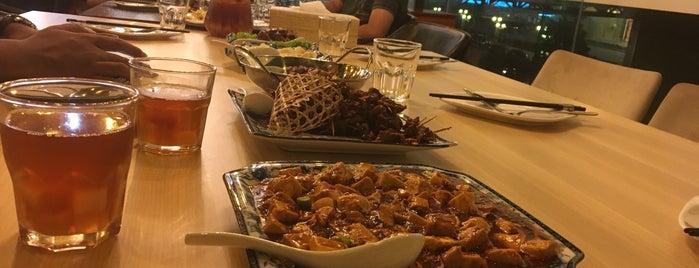 Malay stall for Amber asian cuisine rathfarnham