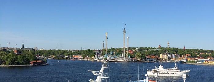 Fjällgatans Kaffestuga is one of Baltic cruise!.