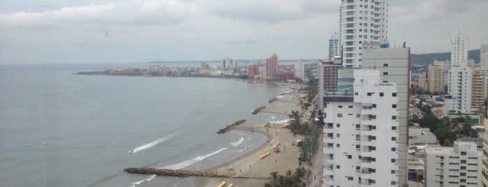 Hotel Almirante Cartagena is one of Hoteles Colombia.