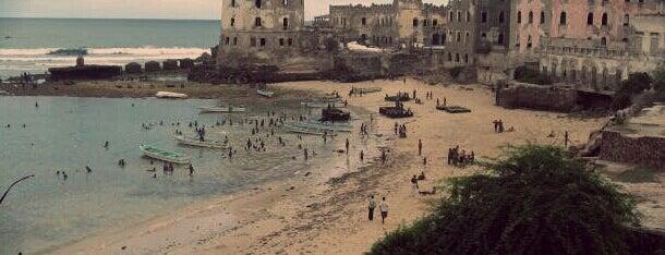 Mogadishu is one of World Capitals.