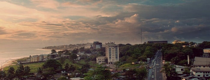 Monrovia is one of World Capitals.