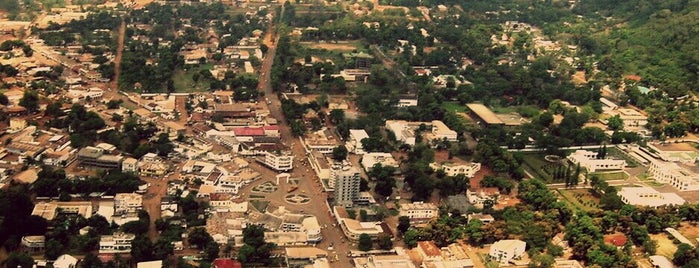 Bangui is one of World Capitals.