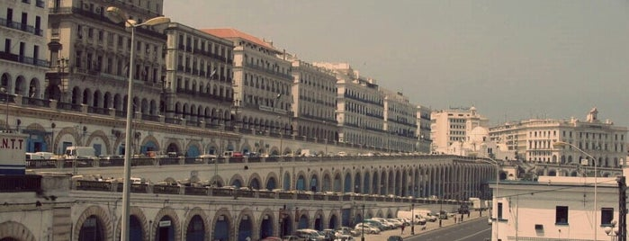 Algiers is one of World Capitals.