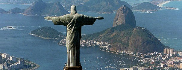 Corcovado is one of Rio.