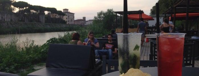 ArnoVivo is one of Favorite Nightlife Spots in Pisa.