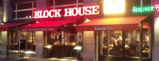Block House is one of Lieblings-Restaurants.