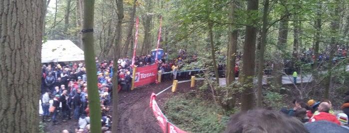 Superprestige Cyclocross Gavere is one of Prive.