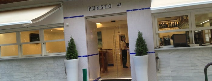 Puesto 43 is one of Granada.