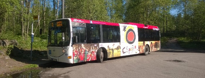 HSL Bussi 41 is one of Public transportation.