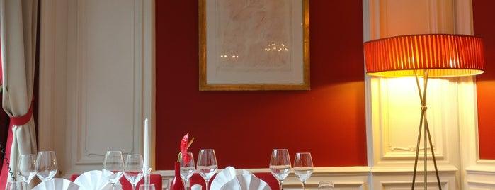 Restaurant Weinrot is one of berlin love.