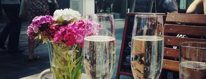 London Wine Bars