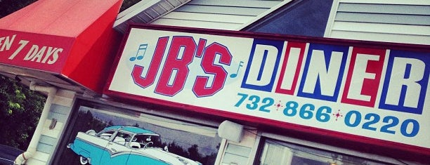 JB's Diner is one of Diners I want to go.
