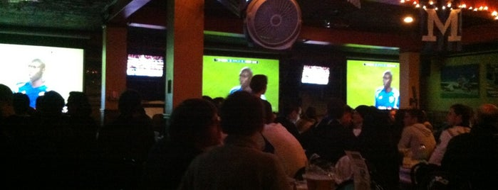 Champs is one of MLS Pubs in Montreal.