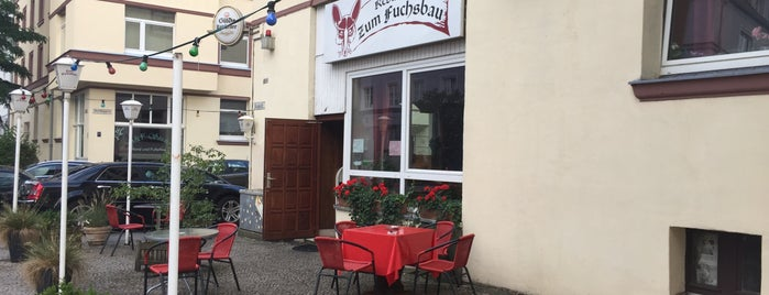 Fuchsbau is one of Hanover Restaurants.