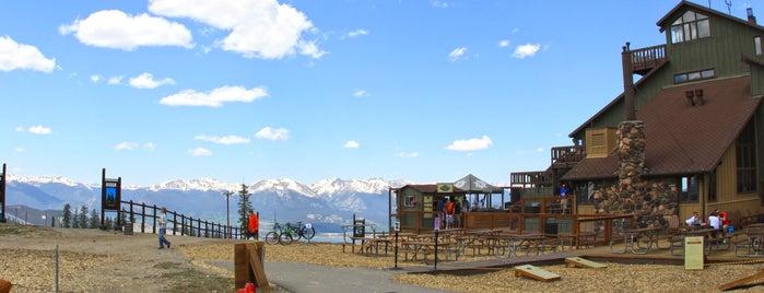 Dercum Mountain Summit, Keystone Resort is one of Summer Family Activities at Keystone!.