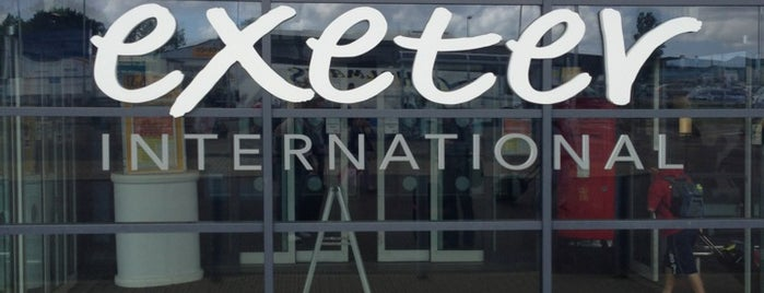 Exeter International Airport (EXT) is one of Travel.
