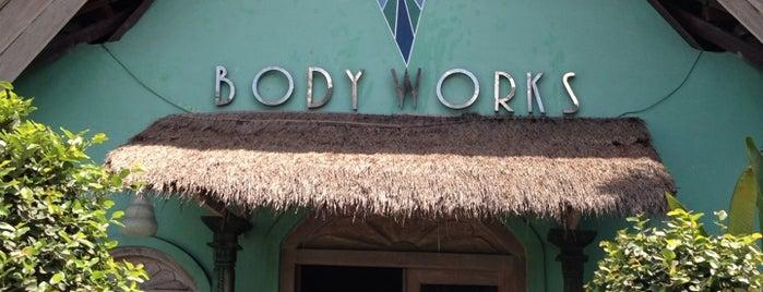 Bodyworks is one of Bali.