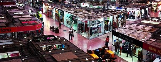 Estação Goiânia is one of Pontos Turisticos Essenciais Goiania.