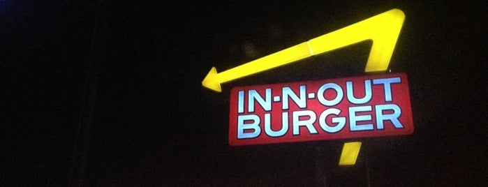 In-N-Out Burger is one of All-time favorites in United States.