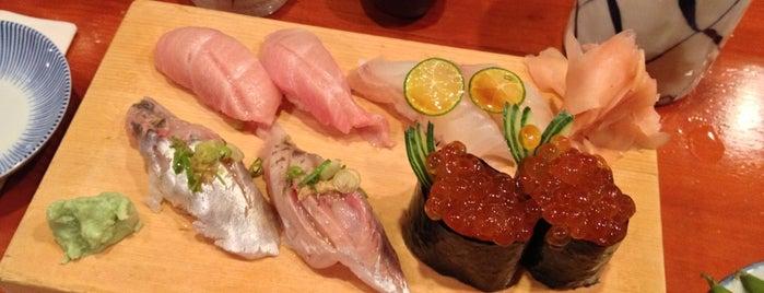 Sushi Bar Koiso is one of Aloha Hawaii ✿.