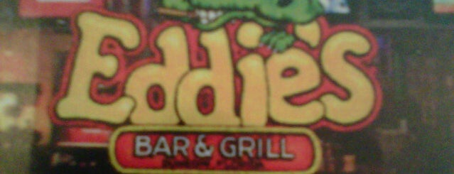 Eddie's Bar & Grill is one of bars/clubs.