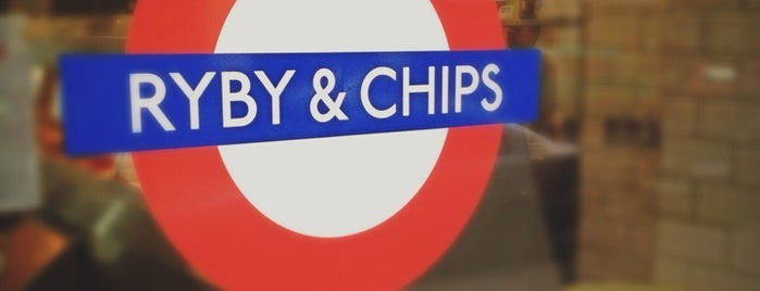 Ryby & Chips is one of PRG.