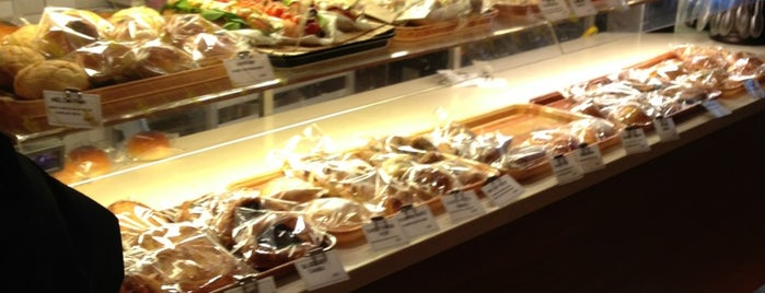 Takahachi Bakery is one of Places I want to eat!.