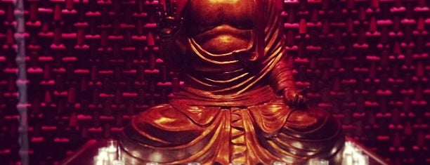 Buddha Bar is one of Chinese,Indian and German Restaurants in Moscow.