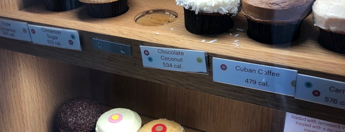 Sprinkles Cupcakes (Kiosk) is one of The 15 Best Places for Cupcakes in Chelsea, New York.