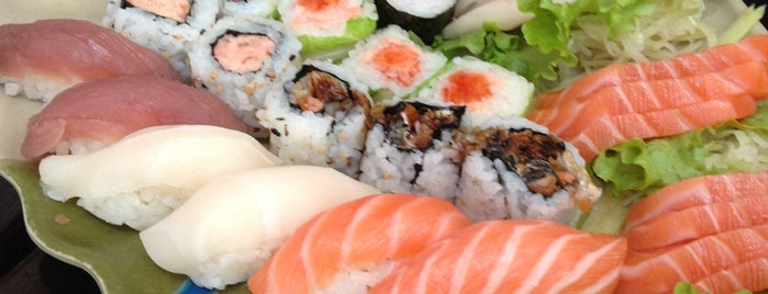 Yukusue Sushi is one of Must-see seafood places in Campinas, Brasil.