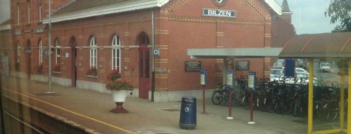 Station Bilzen is one of Bijna alle treinstations in Vlaanderen.