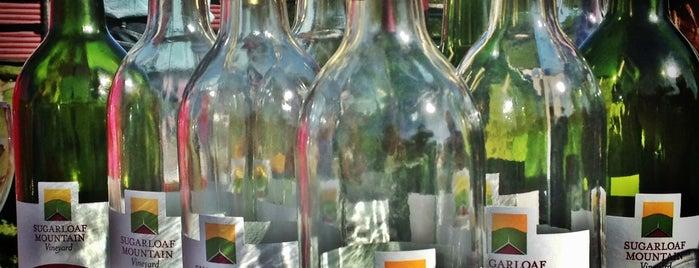 Sugarloaf Mountain Vineyard is one of DC's favorites.