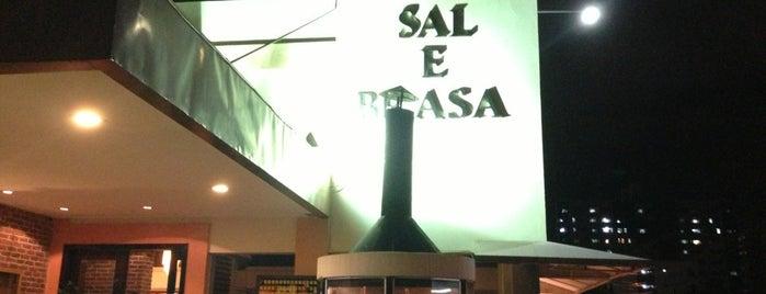 Sal e Brasa is one of Restaurantes e Lanchonetes (Food) em João Pessoa.