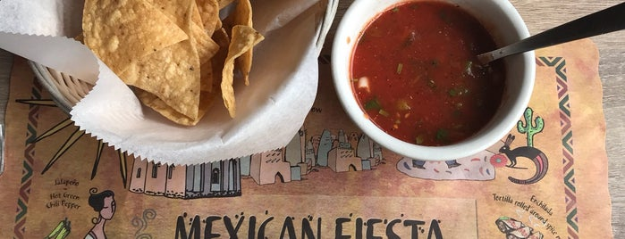 Buena Vista is one of To-do eat.