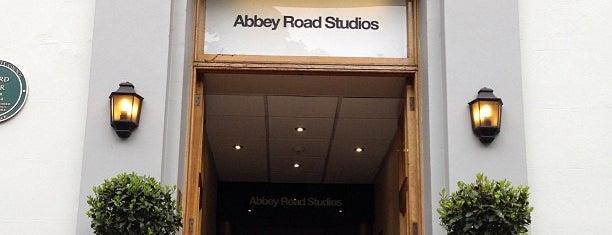 Abbey Road Studios is one of I wanna wanna.