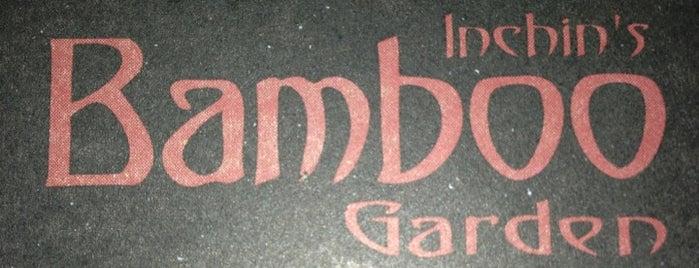 Inchin's Bamboo Garden is one of Dallas Restaurants List#1.
