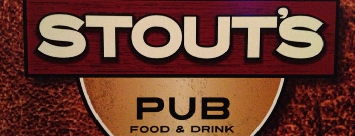 Stout's Pub is one of Minneapolis and St.Paul Restaurants & Bars.