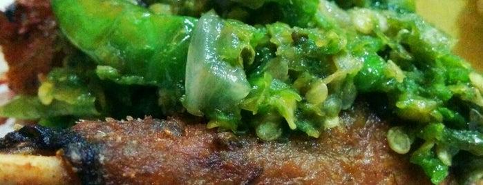 Bebek Bandar is one of The 20 best value restaurants in Indonesia.