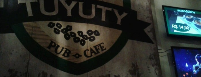 Tuyuty Pub Café is one of Almoço no Centro de Porto Alegre.