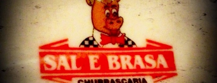 Churrascaria Sal e Brasa is one of Prefeitura.