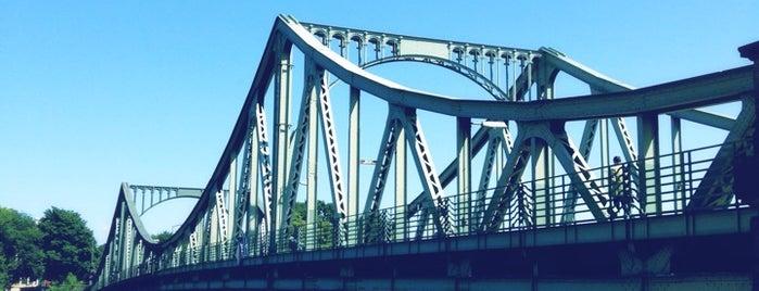 Glienicker Brücke is one of Brandenburg Blog.