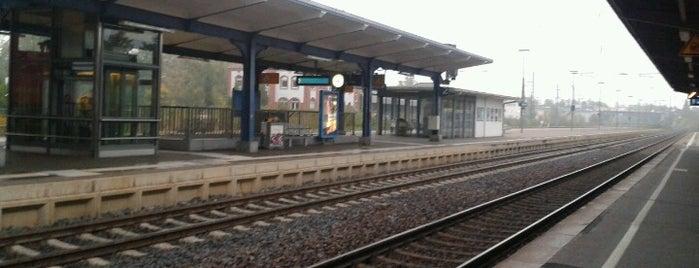 Reutlingen Hauptbahnhof is one of Bahnhöfe Deutschland.