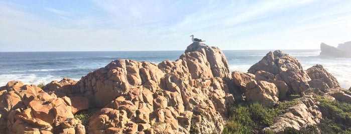 Robberg Nature Reserve is one of South Africa.
