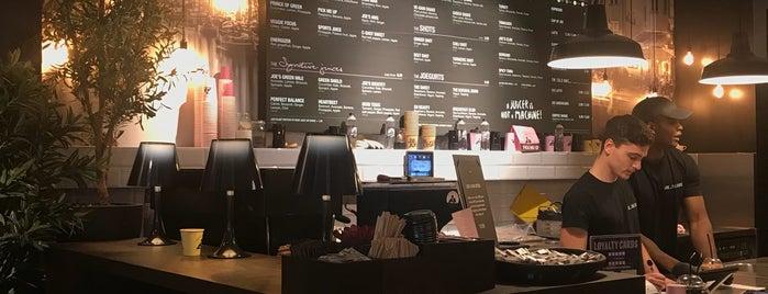 Joe & The Juice is one of London 🇬🇧.