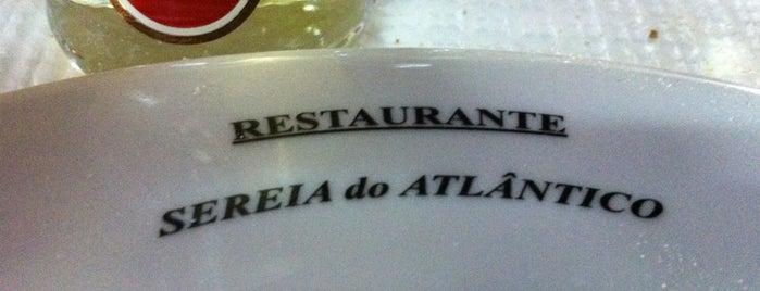Restaurante Sereia do Atlântico is one of A Corrigir 2.