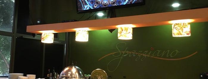 Spazziano is one of Melhores Restaurantes e Bares do RJ.