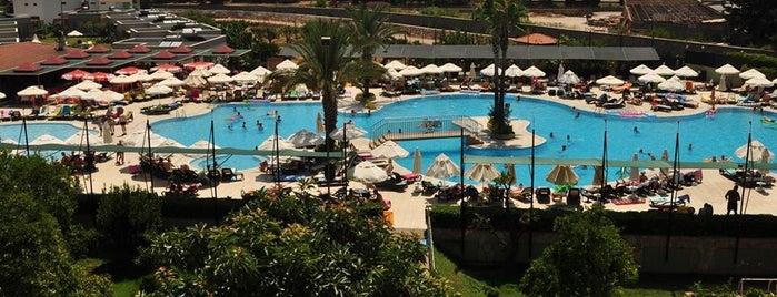 Green Garden Apart Hotel is one of Turkiye Hotels.