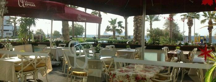 Grand Akpınar Cafe is one of cyprus meqan.