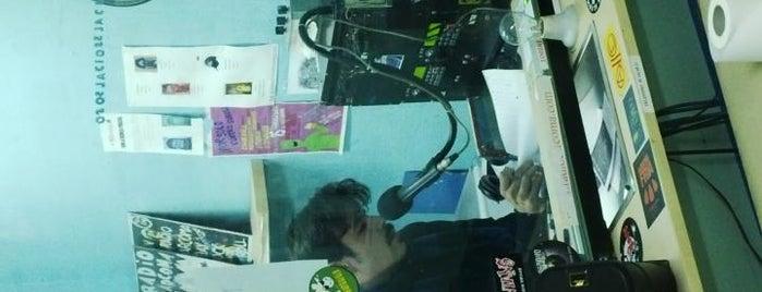 Radio Carcoma is one of C.M..